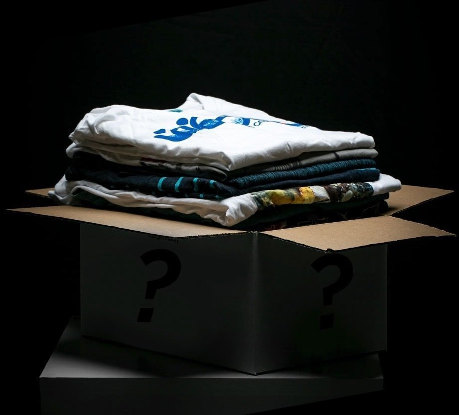 Bind Boxy Z Koszulkami